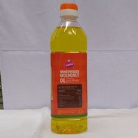 Pasumark Cold Pressed Groundnut Oil 500 ml Pet Bottle