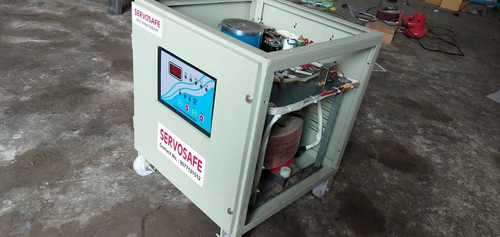 10 KVA Single Phase Servo Stabilizer
