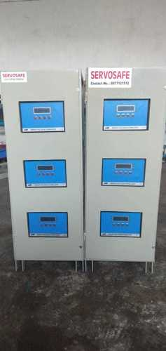 15 KVA Three Phase Air cool Servo stabilizer