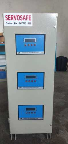 20 KVA Three Phase Air Cool Servo Stabilizer