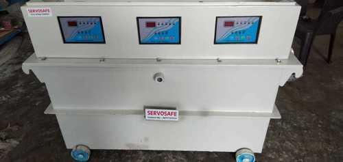 50 KVA Servo Voltage Stabilizer