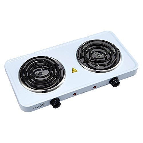 Double Spiral Electric Stove