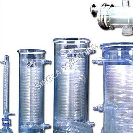 Glass Heat Exchangers