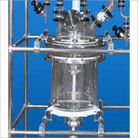 Glass Lined Reactor Distillation Assembly