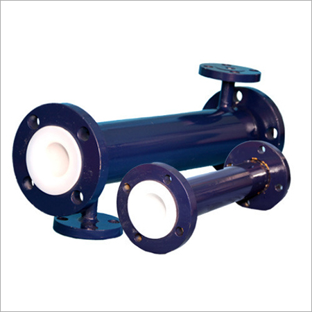 CS PTFE Jacketed Pipe