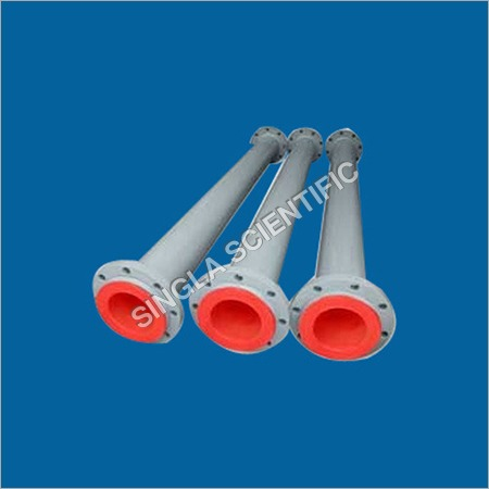 CS PP Lined Pipes