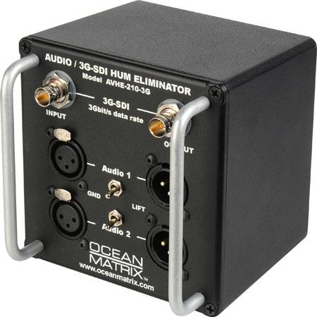 Ocean Matrix AVHE-210-G-3G Single Channel