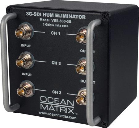 Ocean Matrix 3G HD Channel