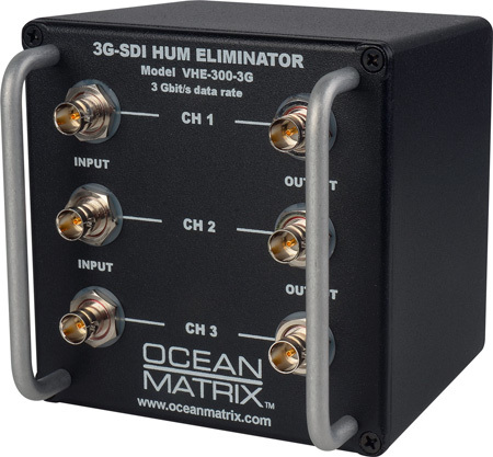 Ocean Matrix 3G-HD-SDI and SDI 3-Channel