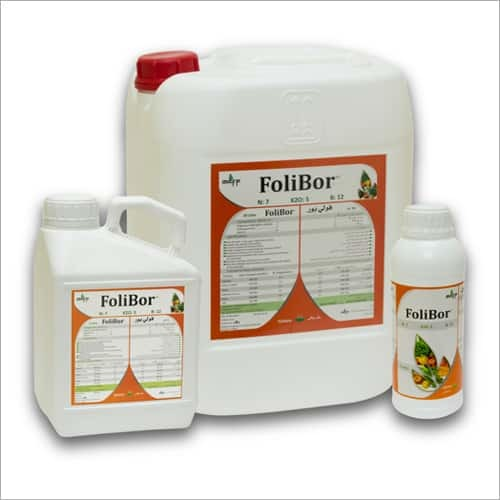 Folibor (Chelated Boron)