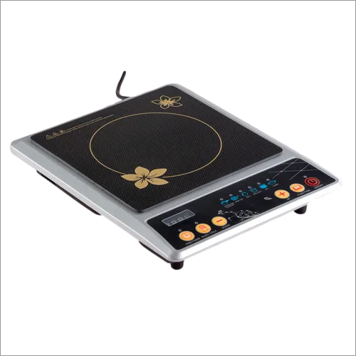 6 Keys Induction Cooker