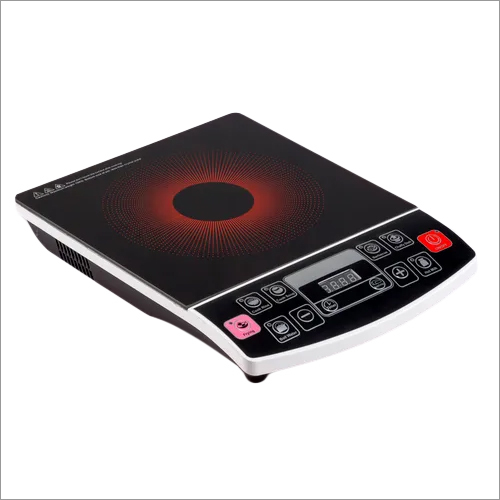 12 Keys Induction Cooker
