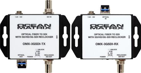 Ocean Matrix OMX-3GSDI-FIBER 3GSDI