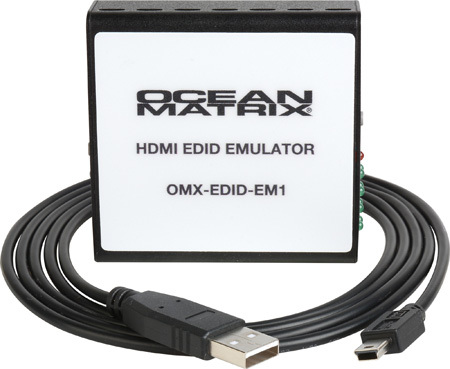 Ocean Matrix EDID Emulator