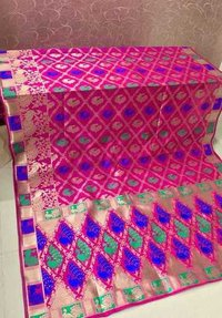 Banarasi Silk Printed Saree