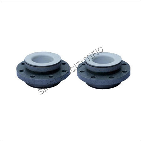 MS PTFE and PP Lined Spacers