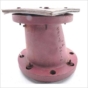 PP Lined Eccentric Reducer
