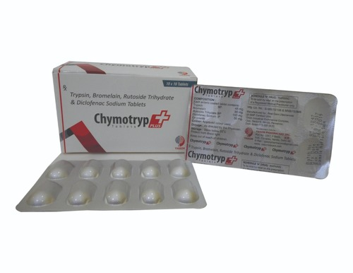 Chymotryp Plus Tablet