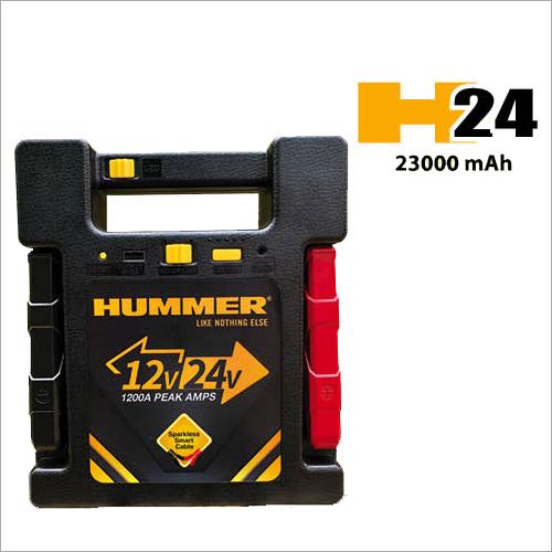 Hummer H24 Jump Starter