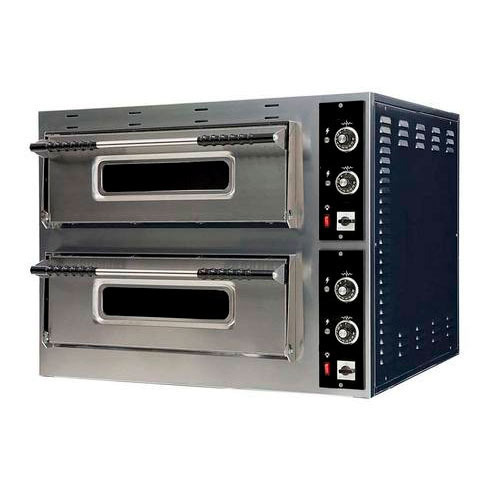 Double Deck Pizza Oven