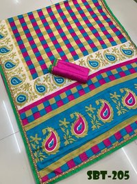 Soft Light Silk Sarees