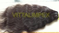 Black Raw Human Hair