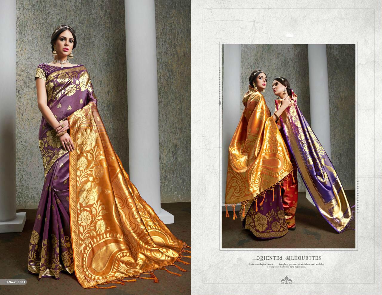 Exclusive Designer Banarasi Silk Saree