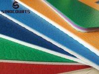 Gem/Stone Surface Pvc Sport Flooring
