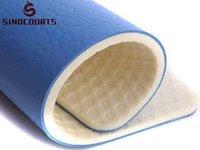 stone surface pvc sport flooring