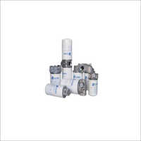 In Line Low Pressure Spin-On Filter Assembly For Suction And Return Lines