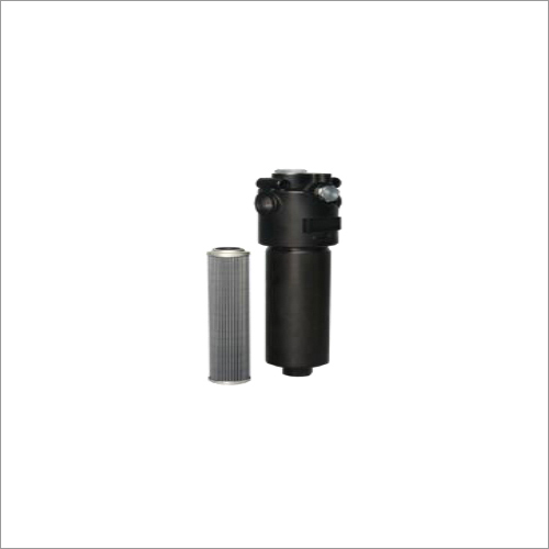 In Line High Pressure Filter Assembly