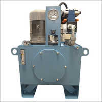 5.5 KW Hydraulic Power Unit