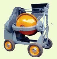 Hopper Concrete Mixer