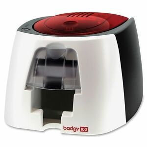 Evolis Badgy100 PVC Card Printer