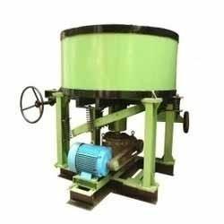 Fly ash pan mixer machine