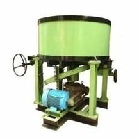 Fly ash pan mixer machine