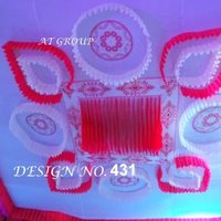 Tent ceiling decorations