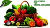 Fruits and Vegetable Preservation System by Aeolus