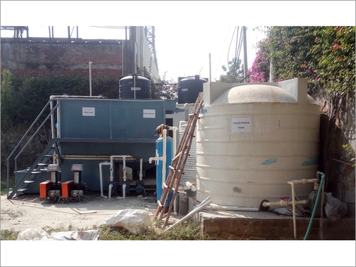Sewage Treatment Plant- Modification