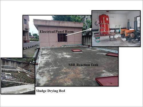 SBR Sewage Treatment Plant