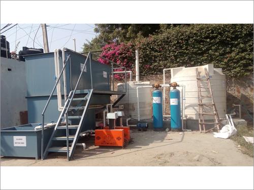 ASP Sewage Treatment Plant