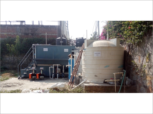 Sewage Treatment Plant- Residential