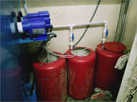 Effluent Treatment Plant- Automobile Service Center