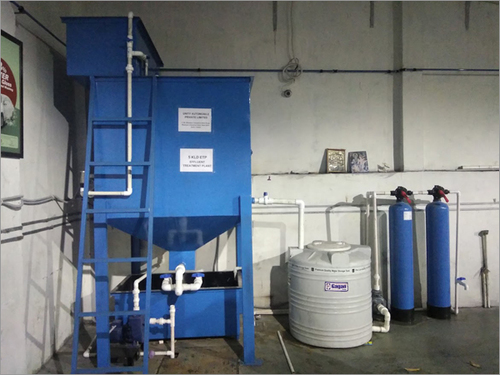 Effluent Treatment Plant- Printing Industry