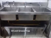 Oil and Grease Trap- Restaurants