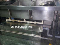 Portable Oil and Grease Trap