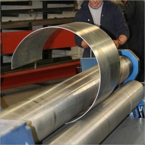 Industrial Sheet Rolling Service