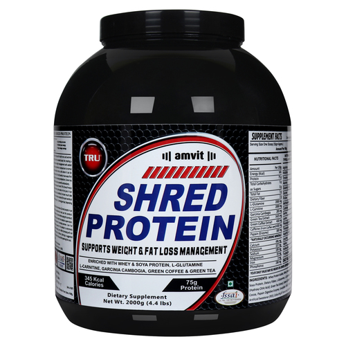 SHRED PROTEIN