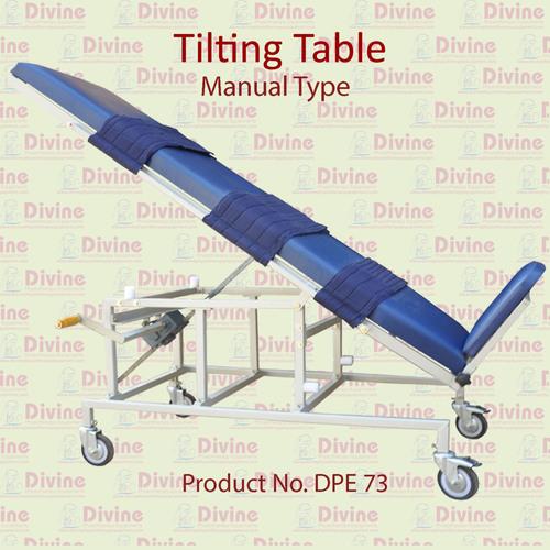 Tilting Table Manual Model