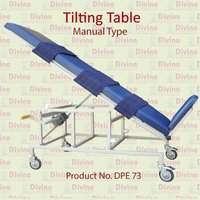 Tilting Table Manual Model